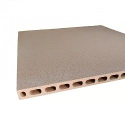 610x580x30 Pierre réfractaire pour four à pizza ital forni